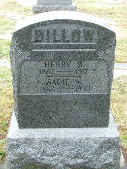 Henry William Billow