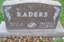 Francis Edwin Raders