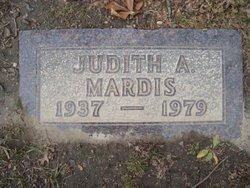 Judith A Mardis