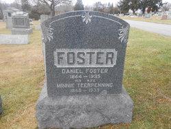Minnie <I>Teerpenning</I> Foster