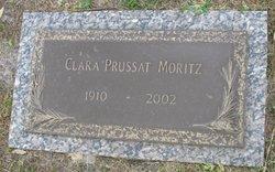 Clara <I>Prussat</I> Moritz