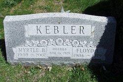 Floyd L Kebler