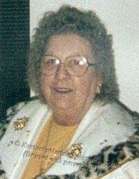 "Hattie Louise ""Aunt Hattie"" <I>Meade</I> Taylor"