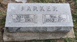 Nettie <I>Stapp</I> Parker