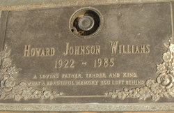 Howard Johnson Williams