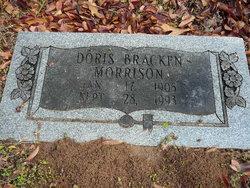 Doris Ethel <I>Bracken</I> Morrison