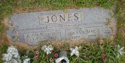 Anna Mae <I>Guy</I> Jones