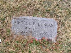 George E Duncan