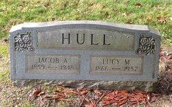 Lucy Maria <I>Davison</I> Hull