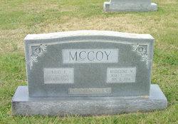 Madeline <I>Williams</I> McCoy