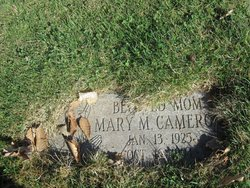 Mary M Cameron