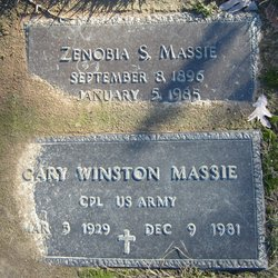 Zenobia S. Massie