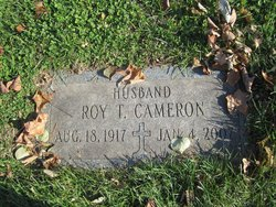 Roy T Cameron