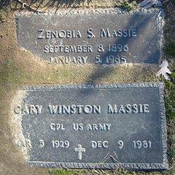 Cary Winston Massie