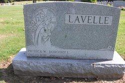 Patrick W Lavelle