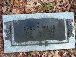 Karl E Willis
