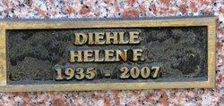 Helen F Diehle