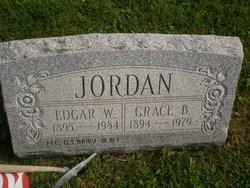 Edgar W. Jordan