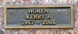 Kerry J Horen