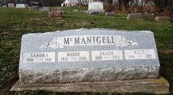Ada Ruth <I>Boling</I> McManigell