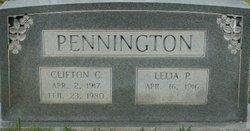 Clifton Carl Pennington