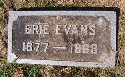 Erie Evans