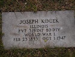 Joseph Kocek