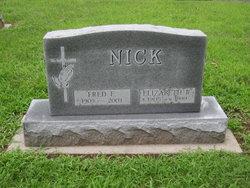 Fred E Nick