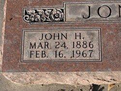 John H. Jones