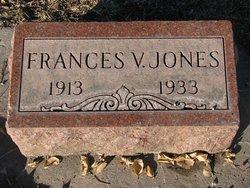 Frances Vivian Jones