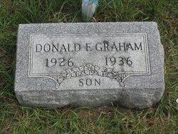 Donald F Graham