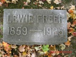 Lewie Freer