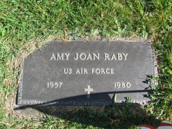 Amy Joan Raby