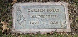 Carmen Rosas