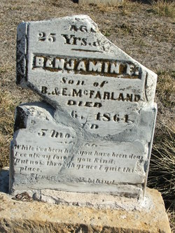 Benjamin F. McFarland
