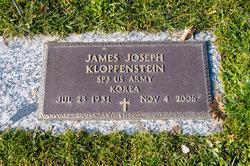 James Joseph Klopfenstein