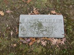 Claude K. Miller