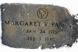 Margaret V. Palinsk