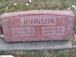 Oliver K Johnson