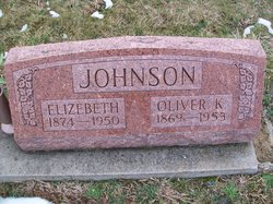 Elizabeth Ellen <I>McTarsney</I> Johnson
