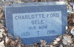 Charlotte Margaret <I>Knuckel Ford</I> Sele