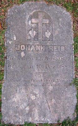 Johann Reis