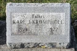 Karl J Krompholc