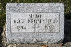 Rose <I>Blahute</I> Krompholc