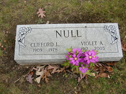 Violet A. Null