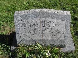 Lynn Maxine Gilliland
