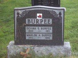 Mahlon A Burpee
