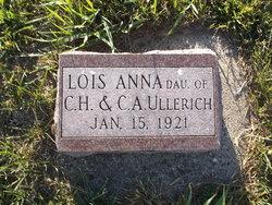 Lois Anna Ullerich