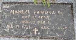 Manuel Zamora, Sr