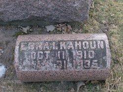 Edna Irene Kahoun